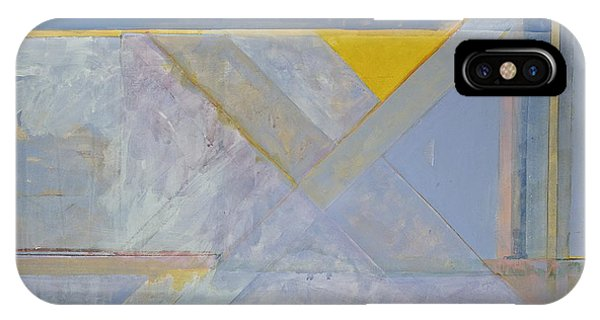 Homage To Richard Diebenkorn's Ocean Park Series  IPhone Case