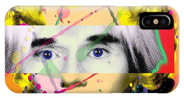 Homage To Warhol IPhone Case