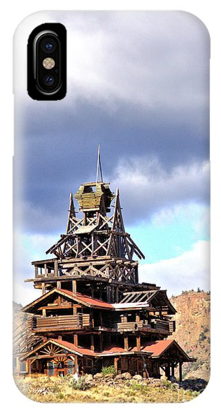 Home Away From Home IPhone Case