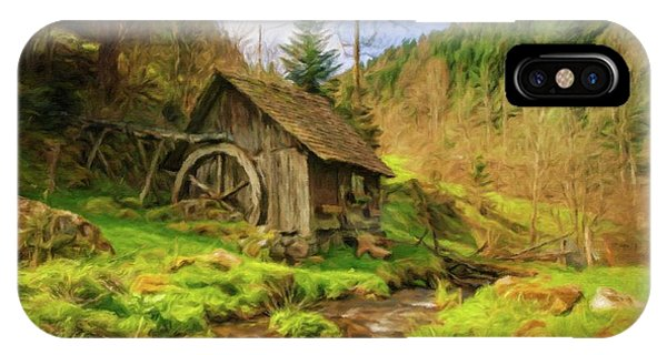 Home By Sarah Kirk IPhone Case