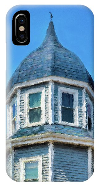 Home In Winthrop By The Sea IPhone Case