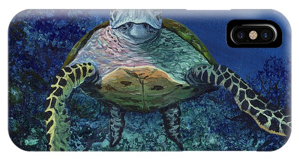 Home Of The Honu IPhone Case