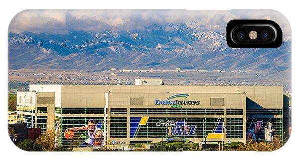 Home Of The Utah Jazz IPhone Case