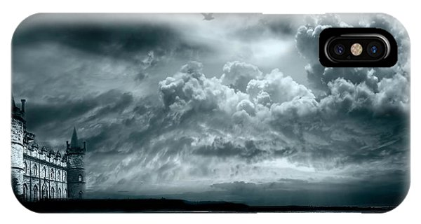 Castle iPhone Case - Home by Jacky Gerritsen