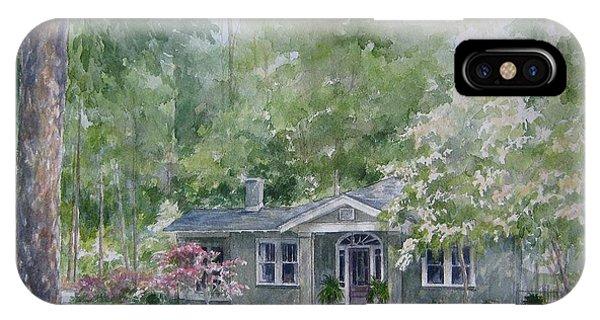Home Portrait IPhone Case