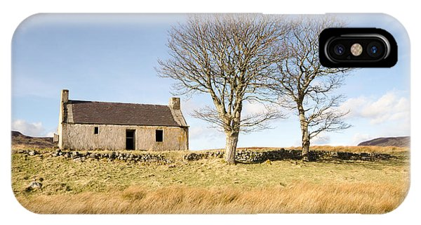 Scotland iPhone Case - Home Sweet Home by Smart Aviation