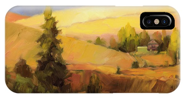 Agriculture iPhone Case - Homeland 2 by Steve Henderson