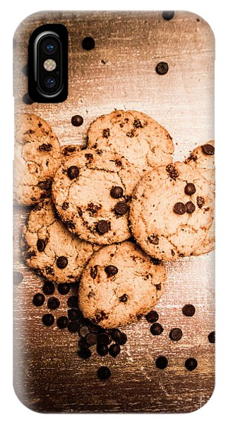 Chip iPhone Case - Homemade Biscuits by Jorgo Photography - Wall Art Gallery