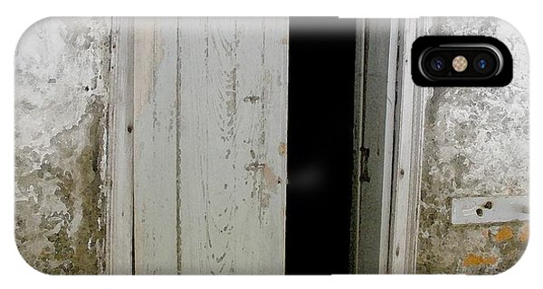 Homeplace Doorway IPhone Case