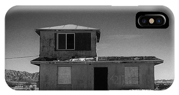 Fineart iPhone Case - Homestead 1 In #29palms  One Of The by Alex Snay