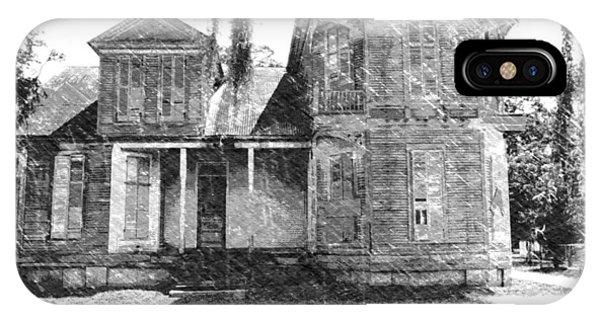 Dick Goodman iPhone Case - Homestead 2 by Dick Goodman