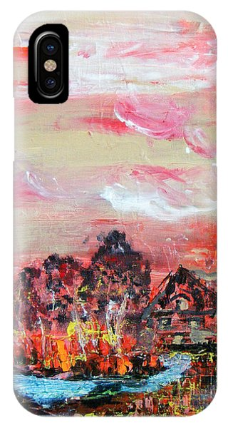 Homestead By Colleen Ranney IPhone Case