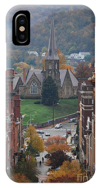 My Hometown Cumberland, Maryland IPhone Case
