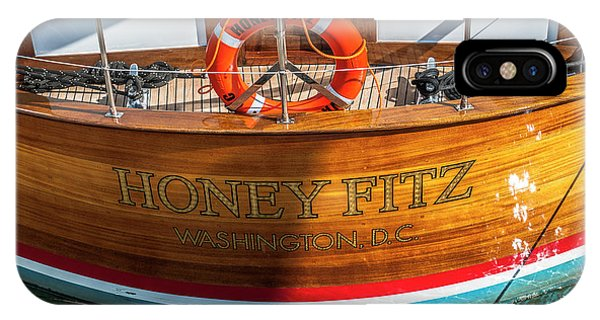 Honey Fitz IPhone Case