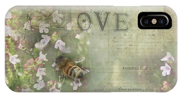 Honey Love IPhone Case