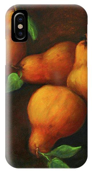 Honey Pears IPhone Case