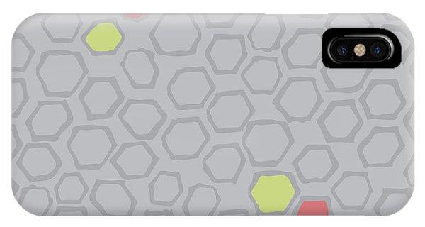 Repeat iPhone Case - Honeycomb by Marni Stuart