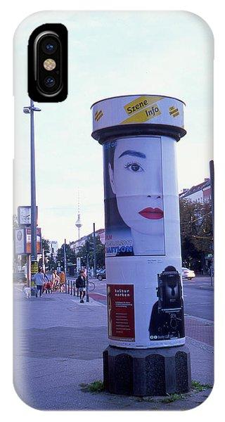 Hong Kong In Berlin IPhone Case