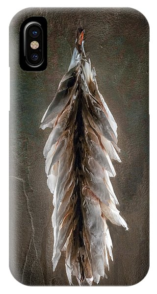 Hong Kong Orchid Seed Pod 2 IPhone Case