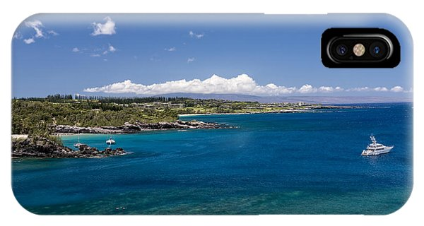 Honolua Bay IPhone Case