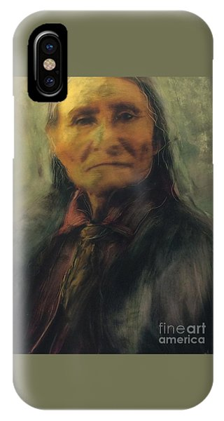 Honoring Geronimo IPhone Case