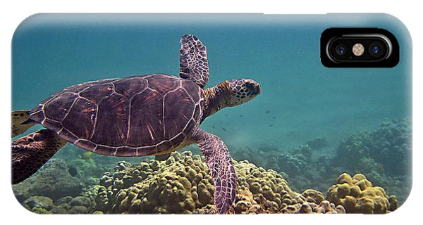 Honu Heaven IPhone Case