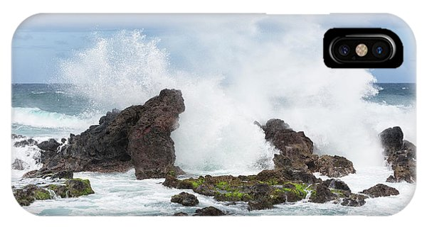 Hookipa Point IPhone Case