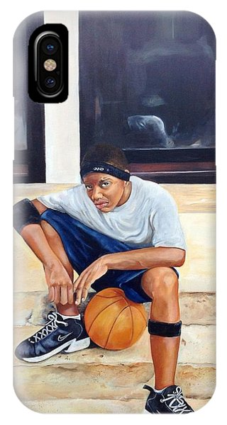 Hoop Squad IPhone Case