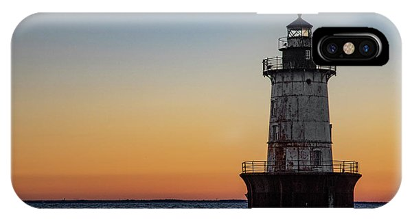Hoopers Island Sunset IPhone Case