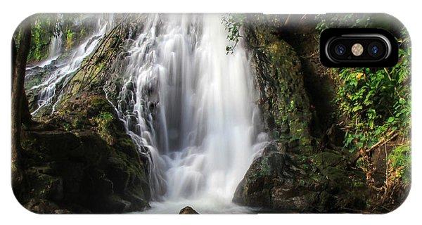 Hoopii Falls IPhone Case
