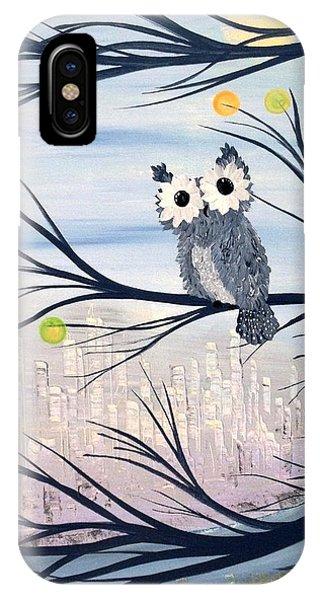 Hoos City IPhone Case