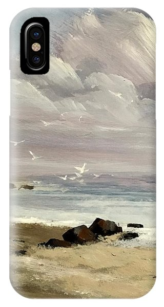 IPhone Case featuring the painting Hope by Helen Harris