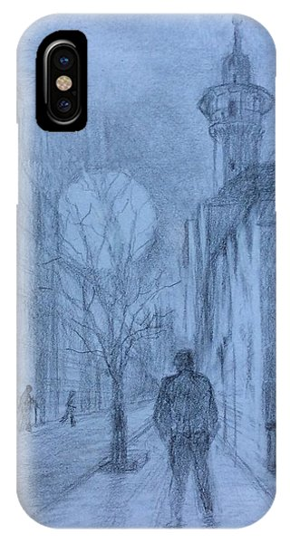 Moon Of Hope IPhone Case