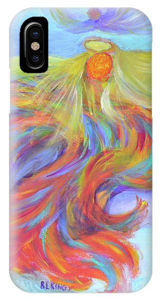 Donation iPhone Case - Hope by Robyn King