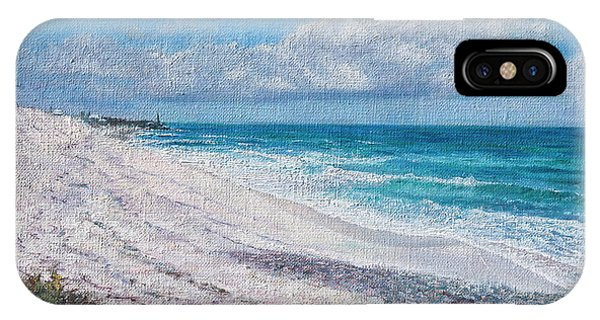 Hope Town Beach IPhone Case