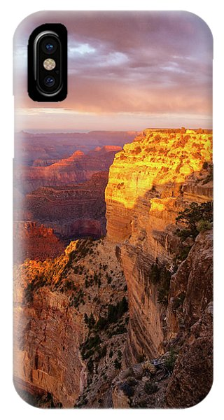 Hopi Point Sunset 2 IPhone Case