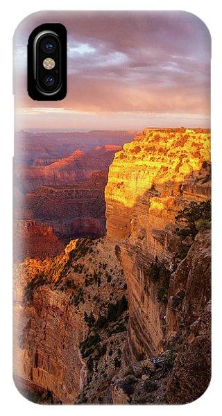 Hopi Point Sunset 2 IPhone Case