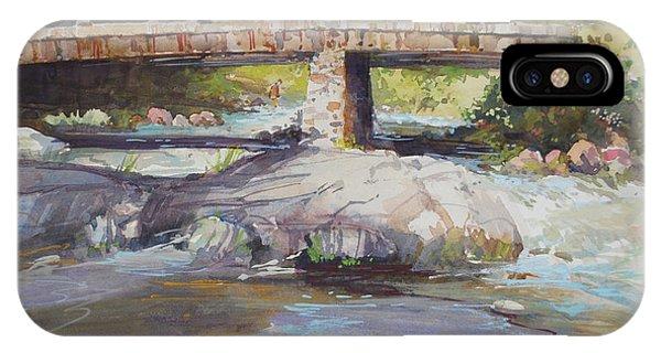 Hopper Bridge Creek IPhone Case
