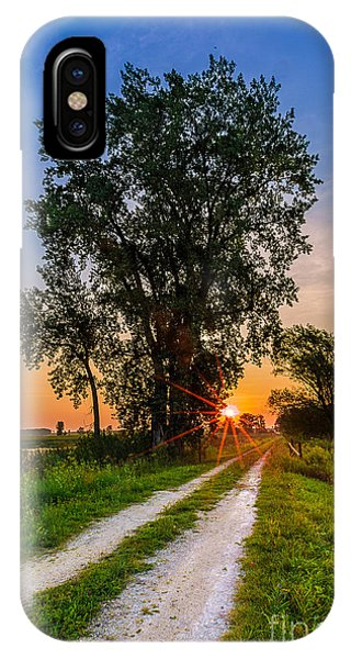 Horicon Marsh iPhone Case - Horicon Trails by Andrew Slater