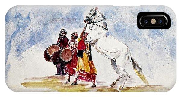 Horse Dance IPhone Case