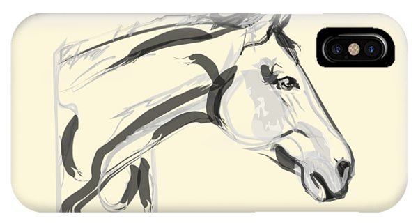 Horse - Lovely IPhone Case