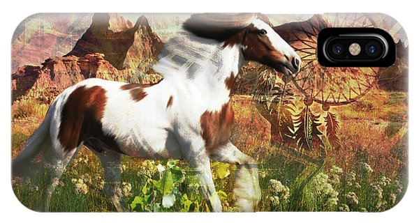 Horse Medicine 2015 IPhone Case