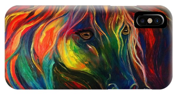 Horse Of Hope IPhone Case