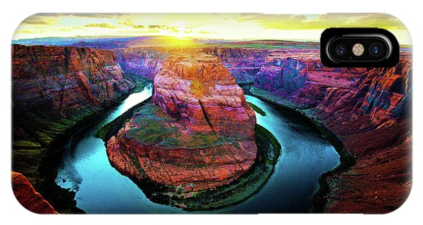 Horse Shoe Bend IPhone Case