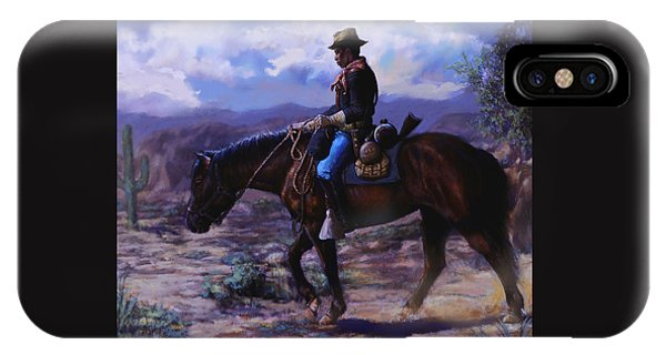 Horse Trainer IPhone Case