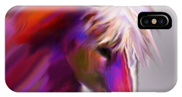 Horse True Colors IPhone Case