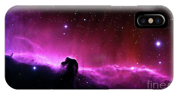 Horsehead Nebula IPhone Case