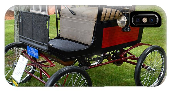 Horseless Carriage-c IPhone Case