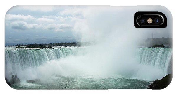 Horseshoe Falls IPhone Case