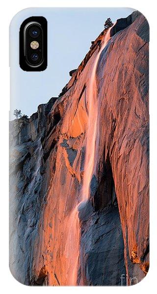 Horsetail Falls 2 IPhone Case